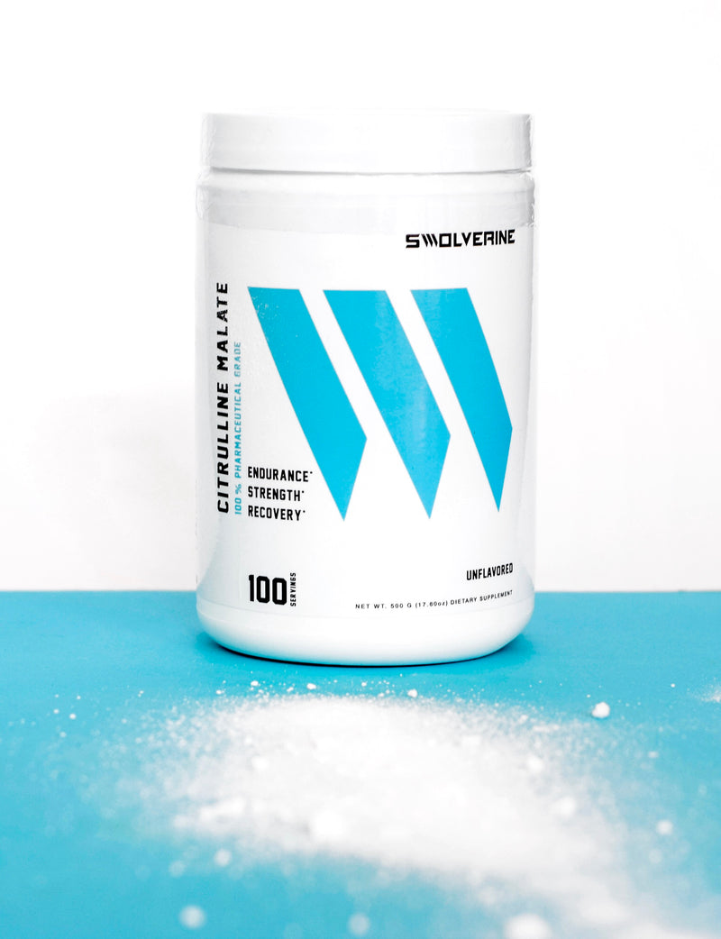 Swolverine Citrulline Malate Powder