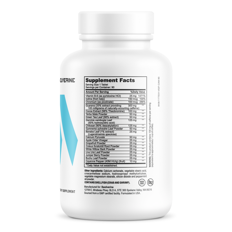 Weight Loss THERM - Swolverine