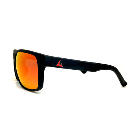 SWELL Polarized Black/ Red