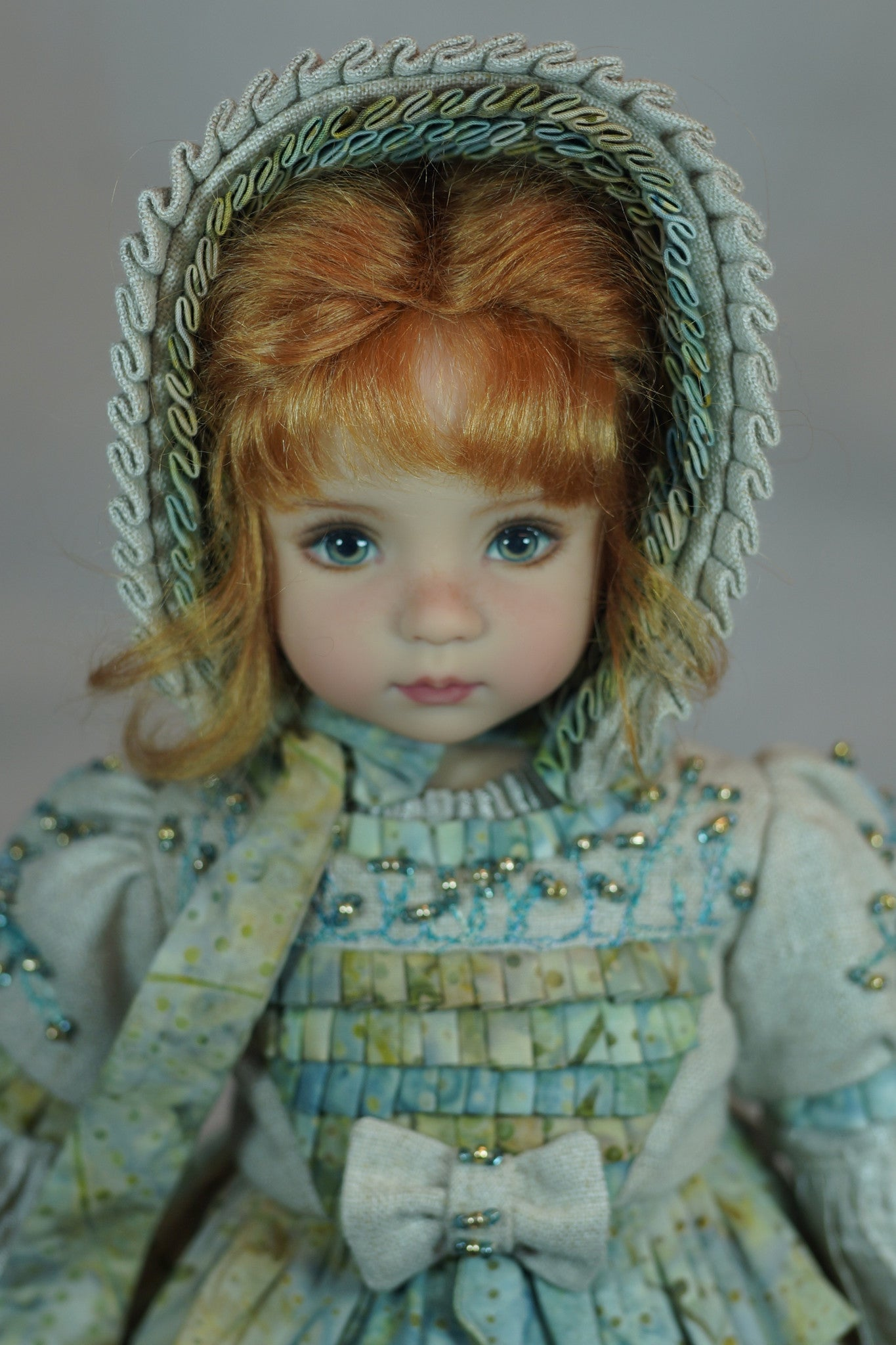 "Pitite Bijoux Erin Rose Dianna Effner 13"" Little Darling Vinyl Doll"