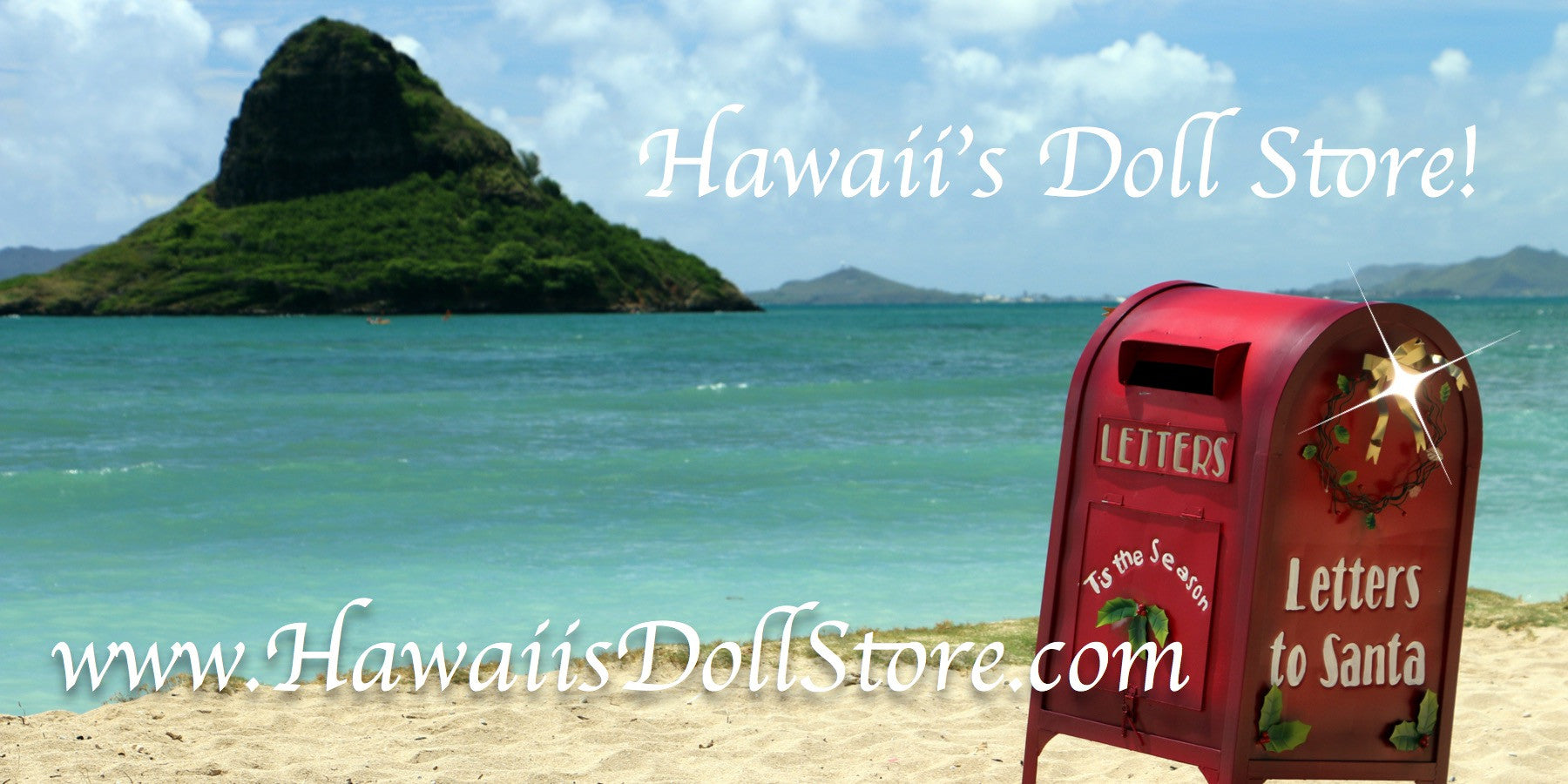 Hawaii's Doll Store: Ki'i Nani