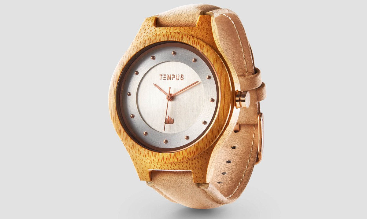 TEMPUS Callista | Women's Bamboo Watch