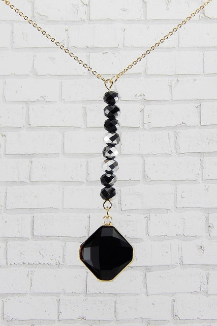 "Riley Drop 19"" Necklace"