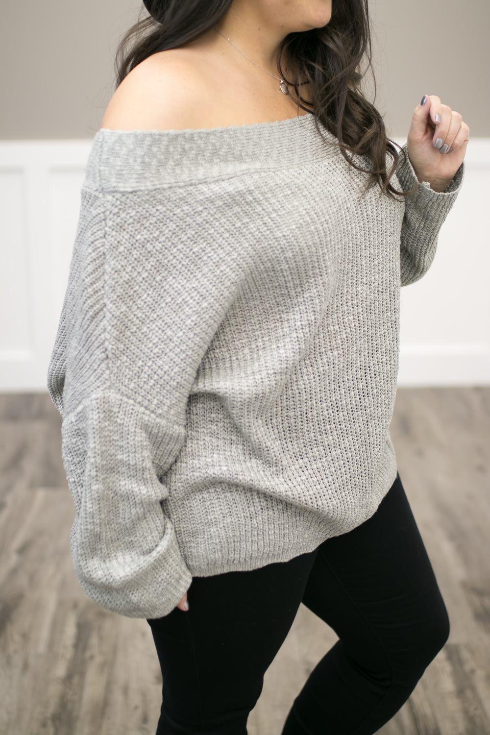 Follow You Anywhere Sweater