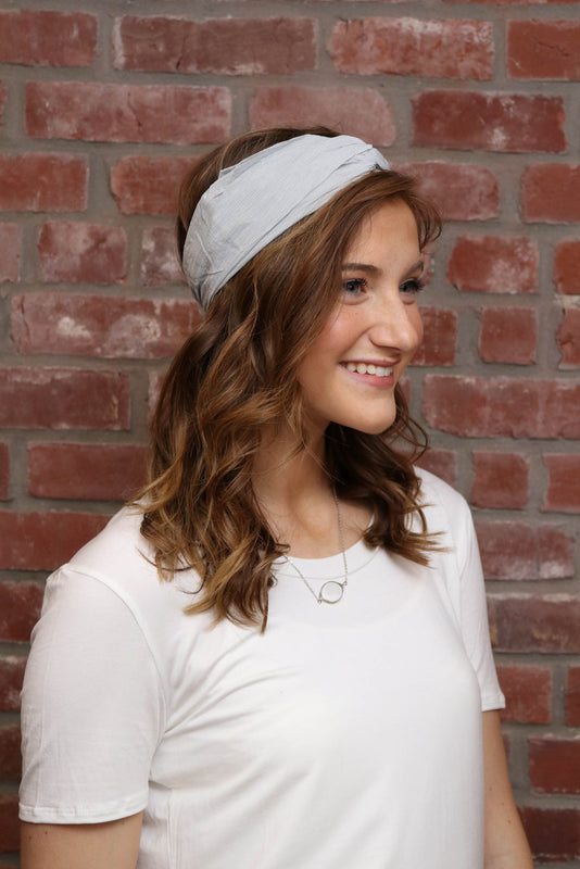 Twisted Top Headband