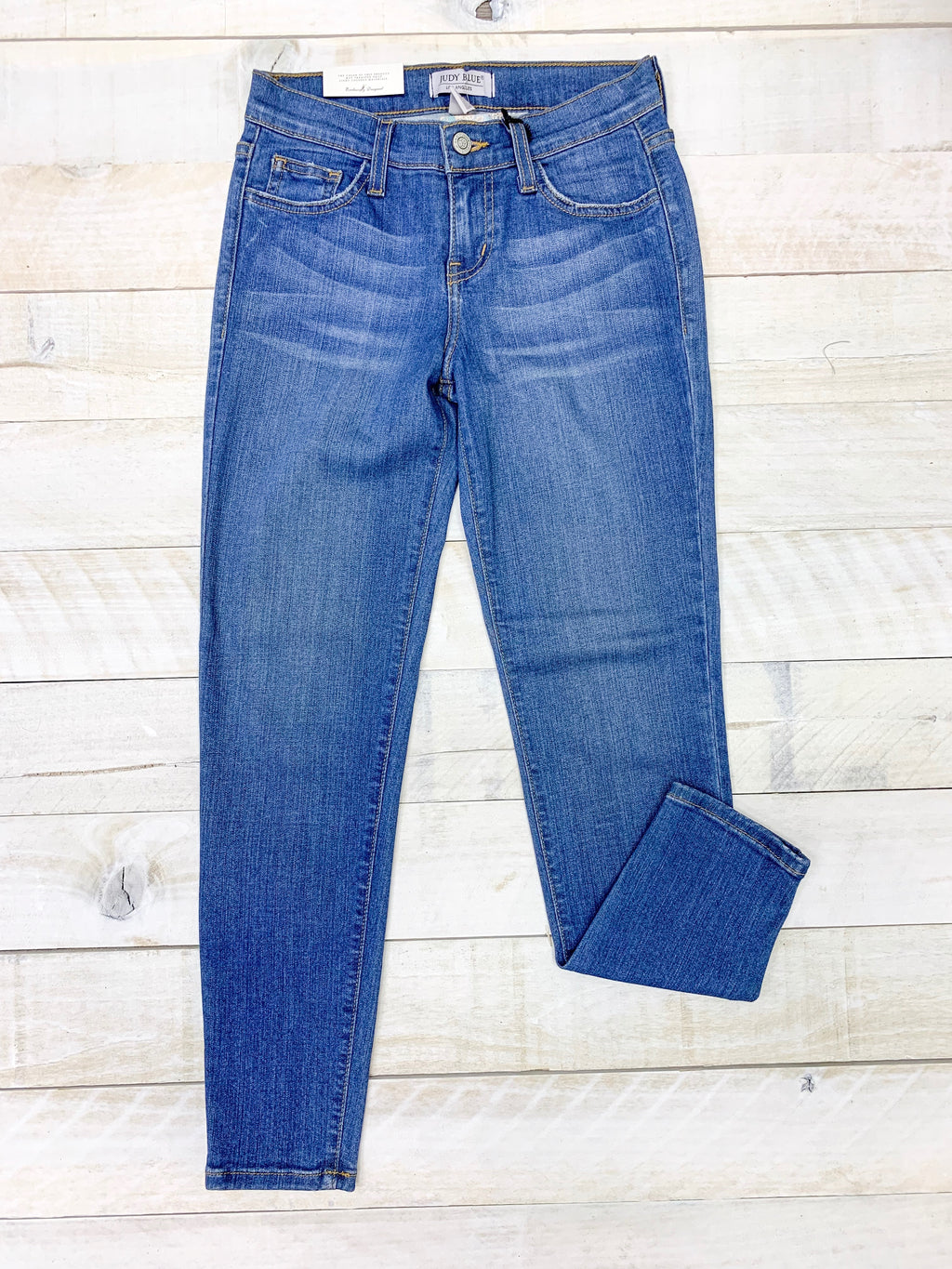 Blue Skinny Jean - Medium