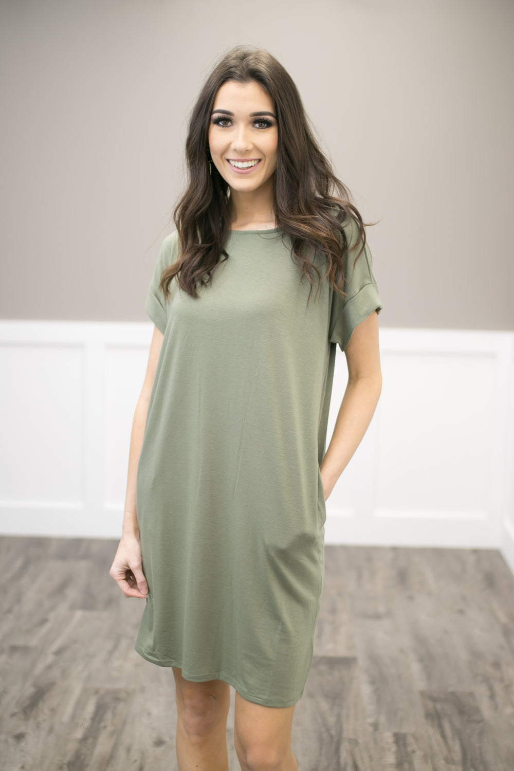 Simply Chic Basic Dress
