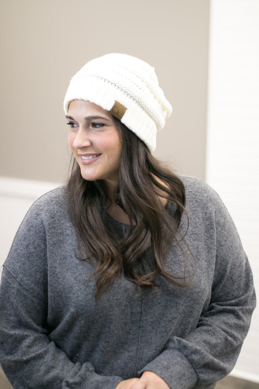The Signature CC Beanie
