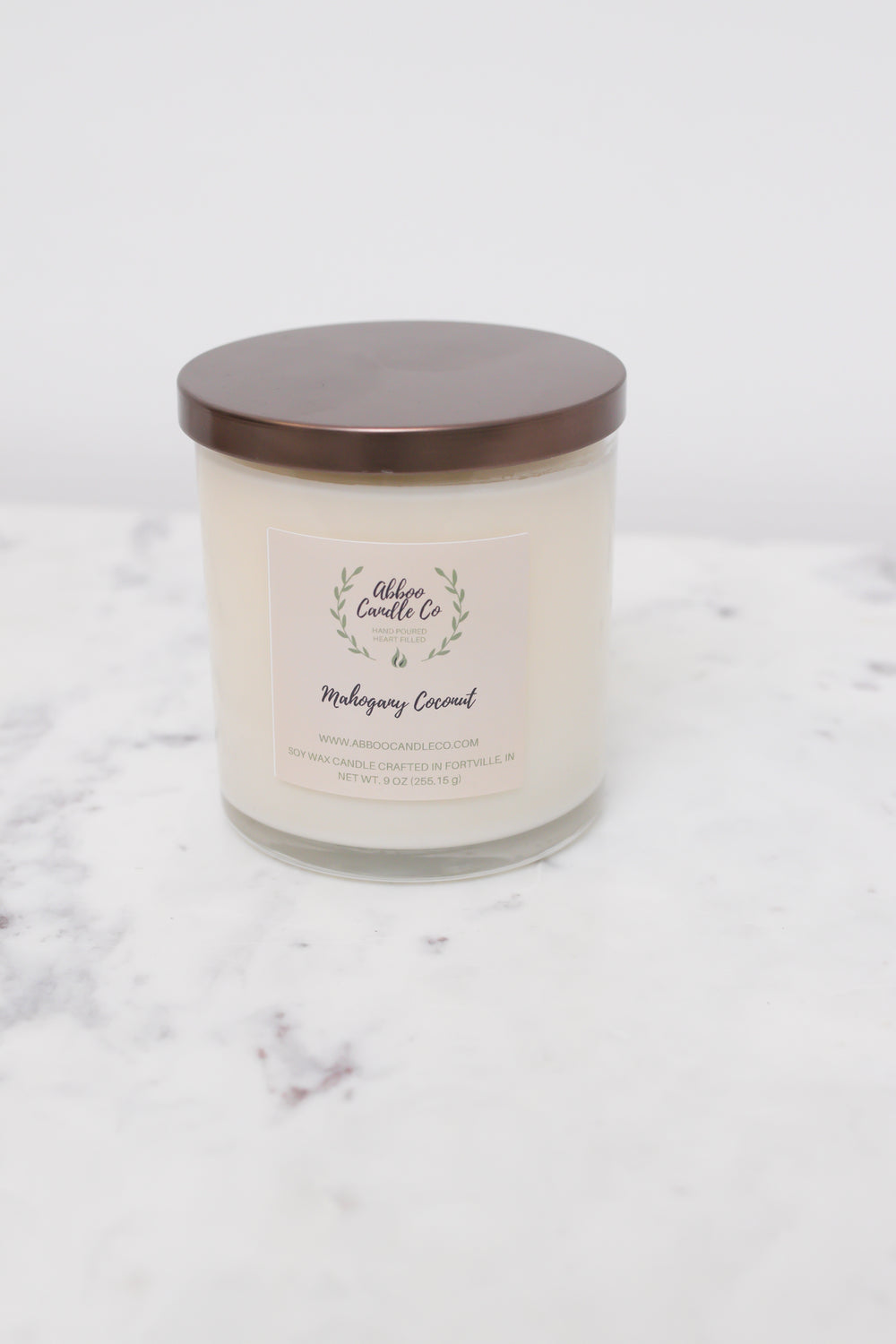 Soy Wax Candle 9oz Tumbler
