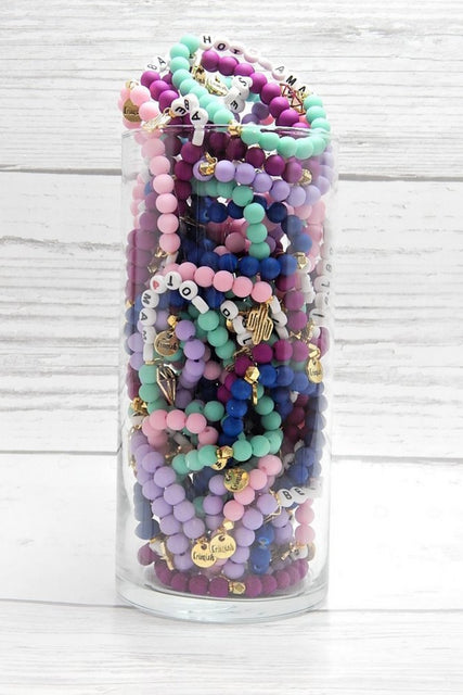 Wacky Words Bestie Bracelet Jar