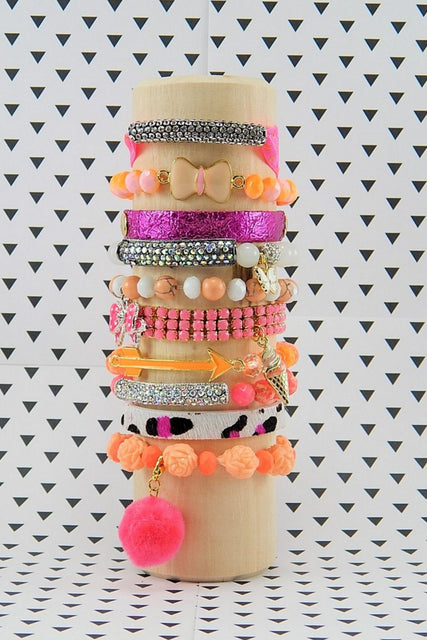 Kids Flamingo Bracelet Stick
