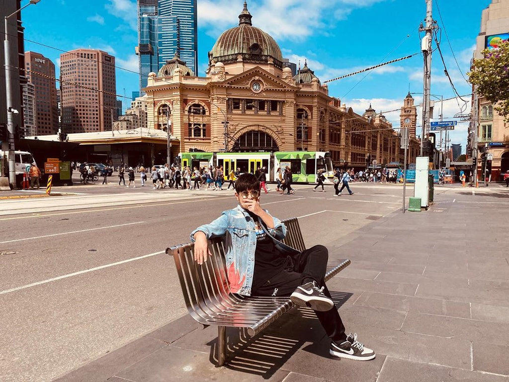 Flinder Street Station, Melbourne
