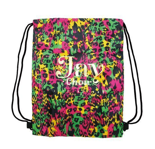 JAY CHOU 豹紋揹袋 Leopard print backpack