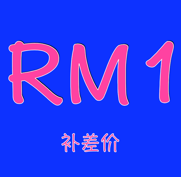 RM1 补差价