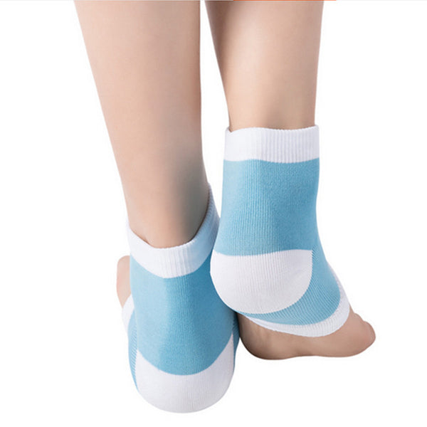 Gel Heel Socks For Ultimate Moisture - nailsugar