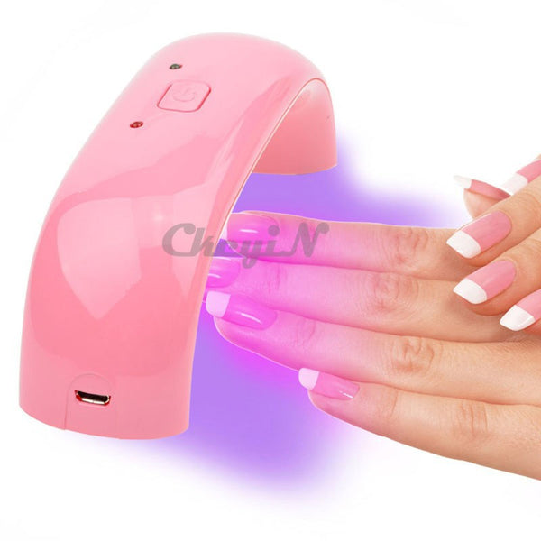 9W LED UV Light Nail Dryer