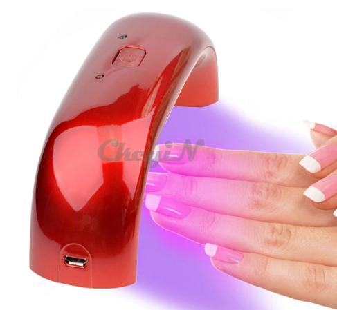 9W LED UV Light Nail Dryer - nailsugar