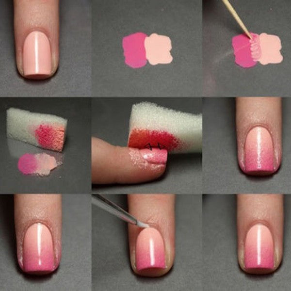 DIY Nail Art Design Stamper - nailsugar