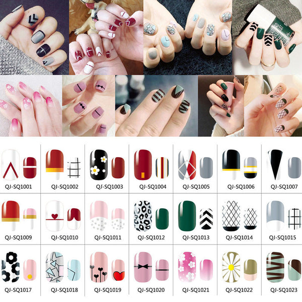 Full Cover Nail Wraps