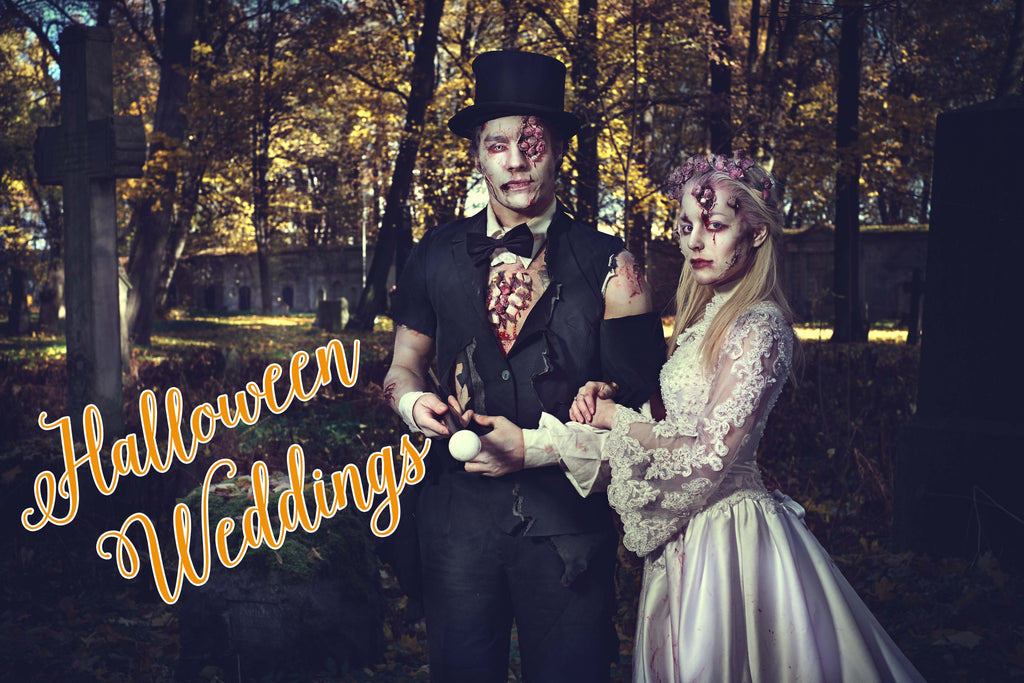 Halloween Weddings!