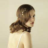 The Adoni Bridal Head Band