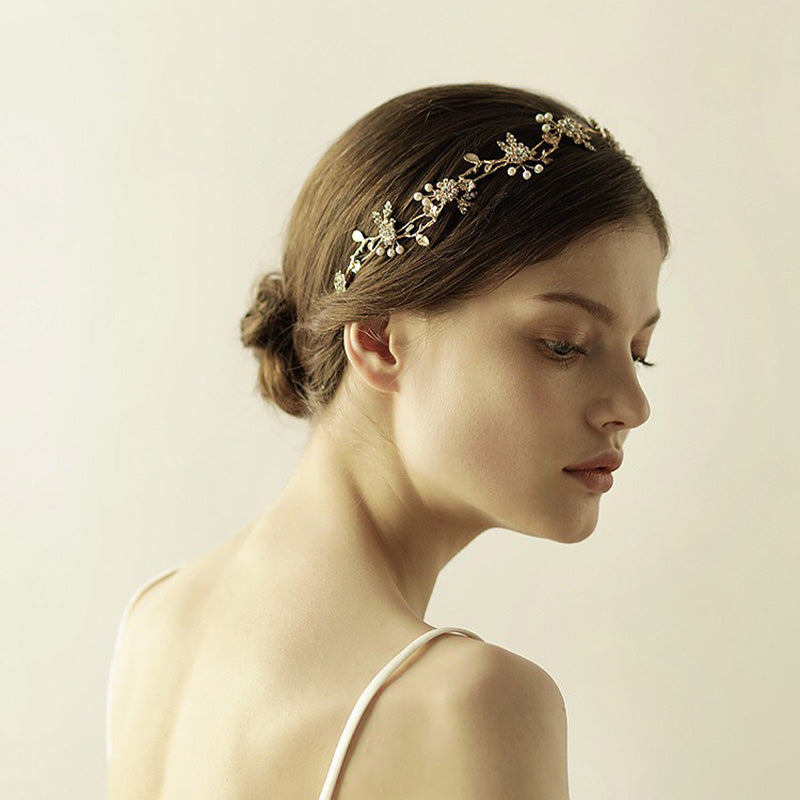 The Adrasteia Bridal Head Band