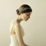 The Agaue Bridal Head Band