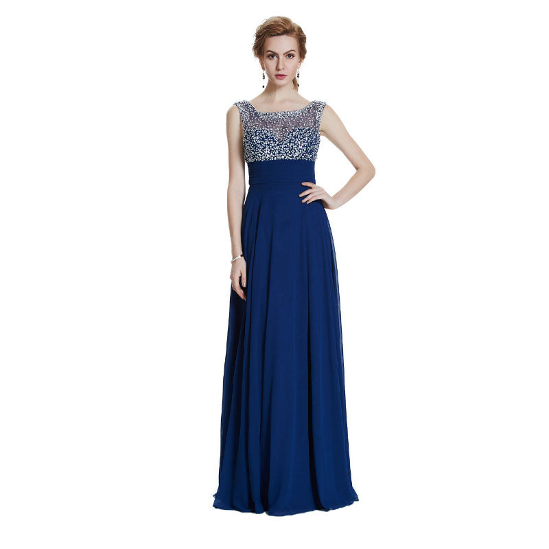 The Anna – Crystal Elegance Evening Gown