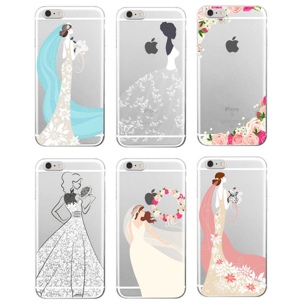 Dress of My Dreams Bridal Phone Case Collection – Available in 6 Styles