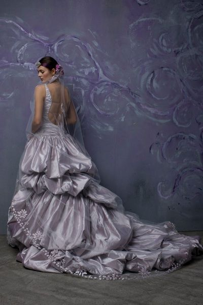 Inspired by the St. Pucchi Model # 9345 Ball Gown