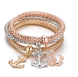 Trio Bracelet Sets Available in 10 Styles!