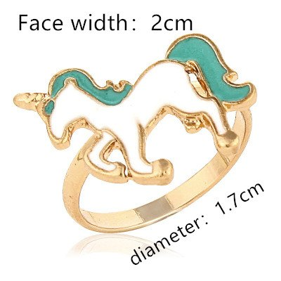 Sweet Unicorn Ring