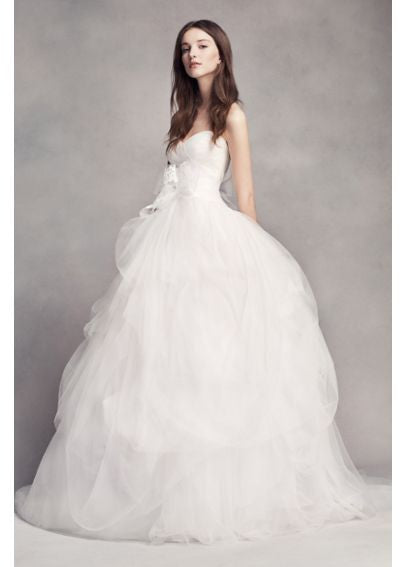 Inspired by the Vera Wang White Collection :: Style: VW351339 Replica ::  Sneak Peak 2017 Spring Collection