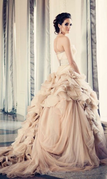 Inspired by the Vera Wang Haley Wedding Dress