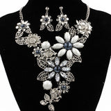 Ceramic Daisy Necklace Set - 50% Off!