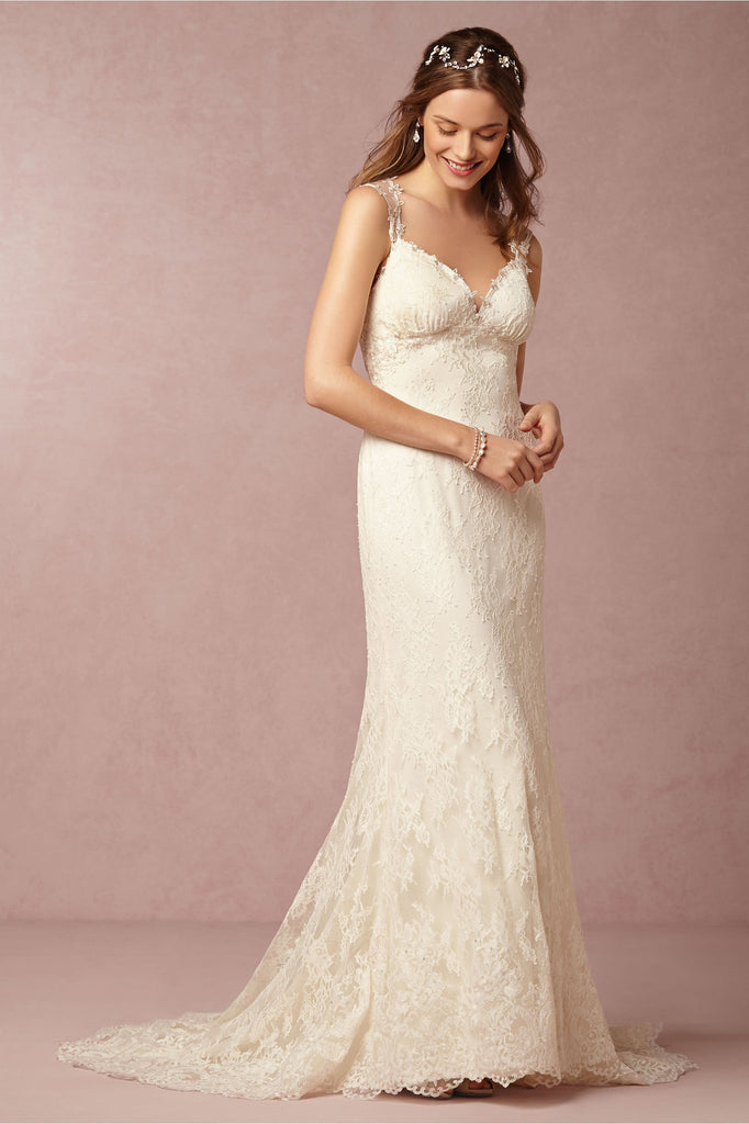 Inspired by BHLDN Briar Rose Gown :: Replica