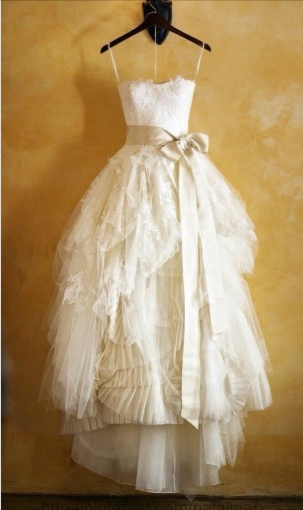 Inspired by the Vera Wang Eliza Wedding Dress : Limited Availability ...