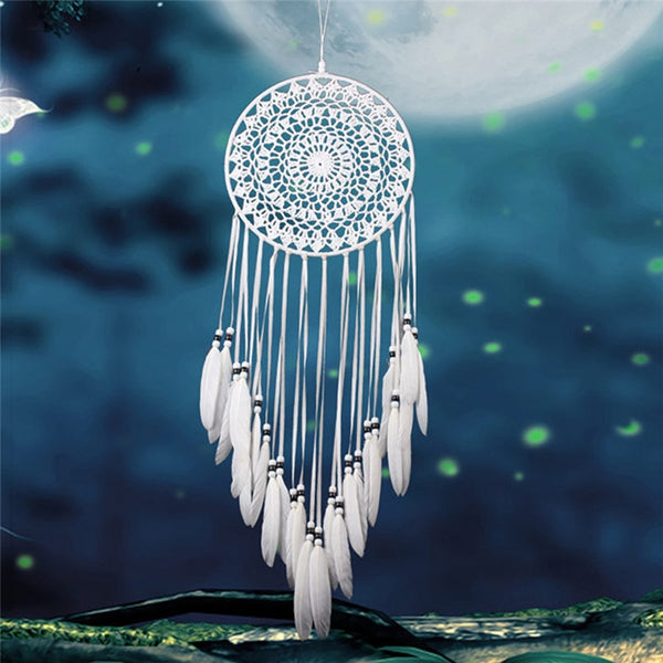 Handmade Wedding Dream Catcher Net