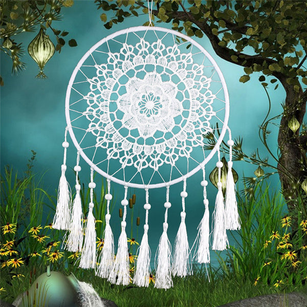 Mystic handmade Wedding Dream Catcher