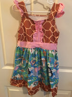 Zoo dress used