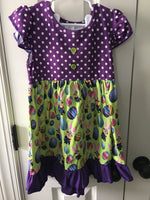 Minion Easter dress used