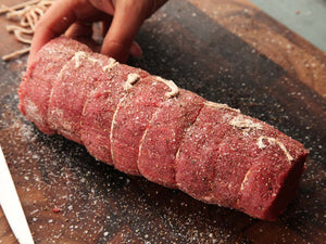 Prime Beef Tenderloin - Second City Prime