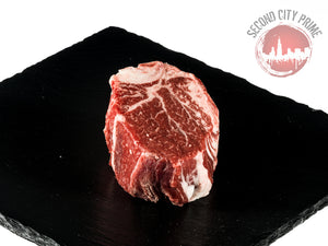 (14oz) - MEYER RANCH - USDA PRIME GRADE BONE-IN FILET MIGNON