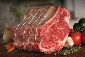PRIME BONE-IN STANDING RIB ROAST