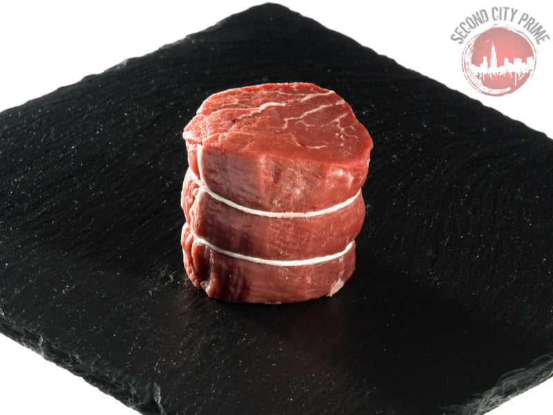10oz Prime Grade Filet Mignon- Second City Prime