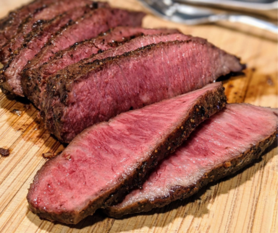 8oz Wagyu Flat Iron - Second City Prime