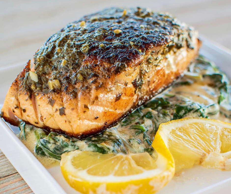 5oz Norwegian Salmon Filet - Second City Prime