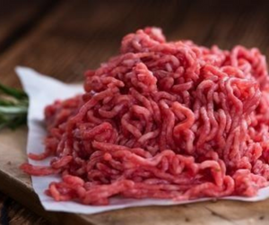 1lb Pack of Prime Ground Beef - Second City Prime