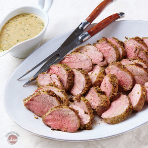 Iberico Pork Tenderloin - Second City Prime