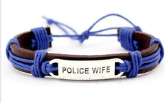 Adjustable Police Wife Cuff
